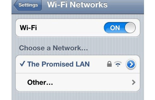 Best WiFi Network Names