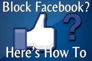 Block Facebook Using Hostfile