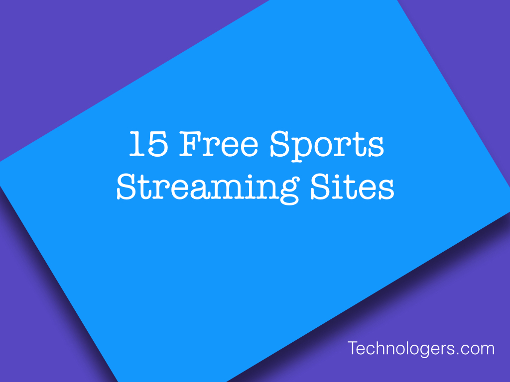 Best Free Sports Streaming Sites of 2017