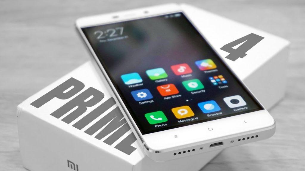 Xiaomi Redmi 4 Prime Price