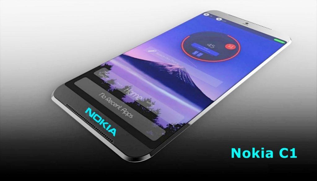 Nokia C1 Price Flipkart