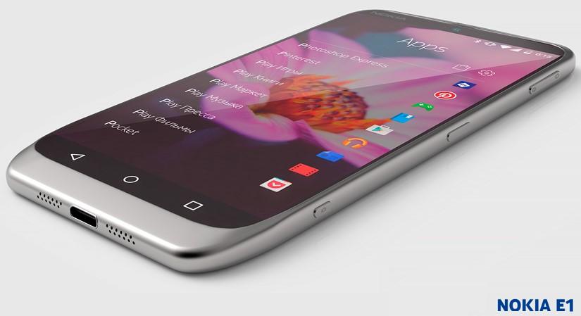Nokia E1 Price