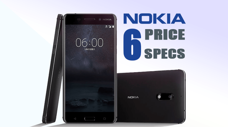 Nokia 6 price amazon