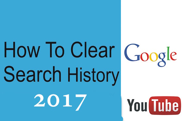 youtube 2017 how to search history