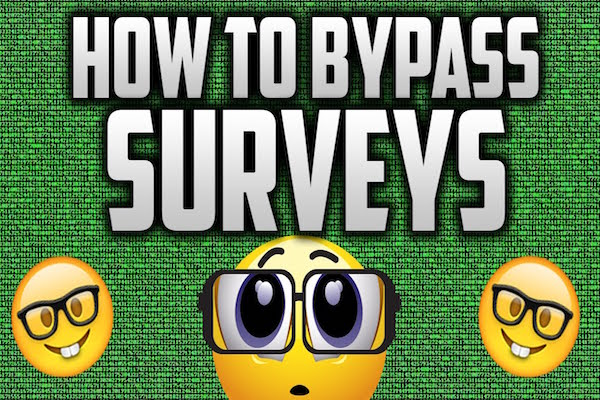 how to bypass surveys online how to complete a survey without doing it bypass survey 8409