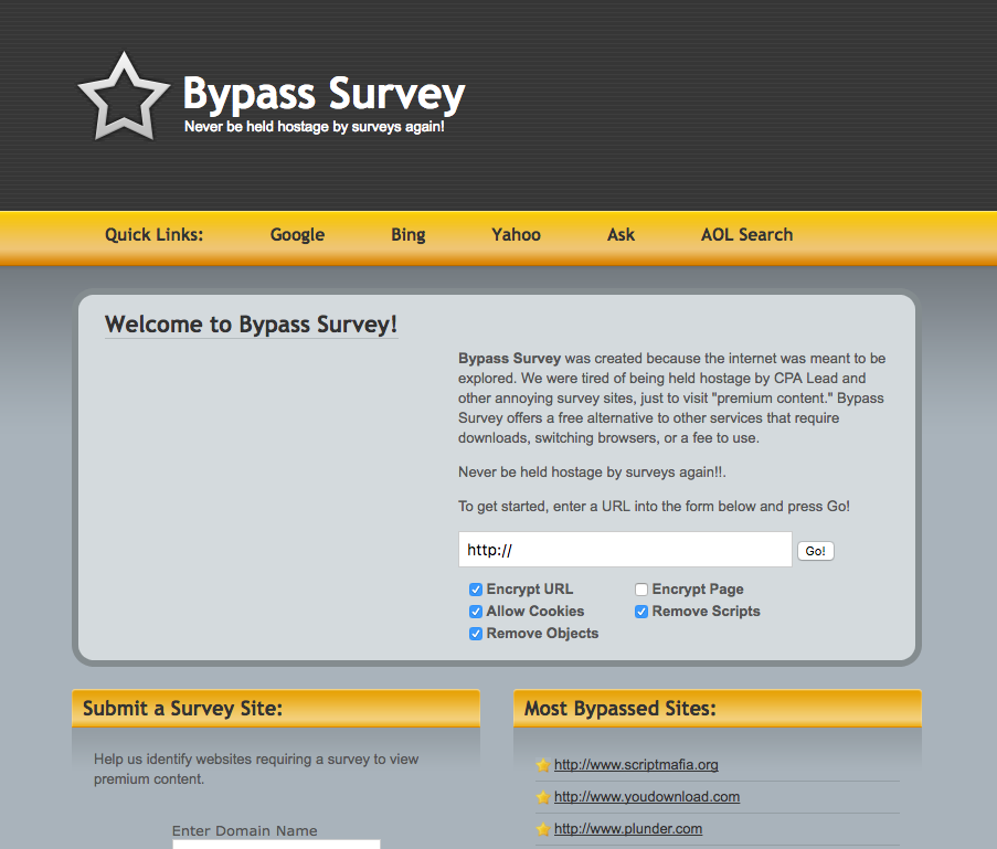 how to bypass surveys online how to complete a survey without doing it bypass survey 109