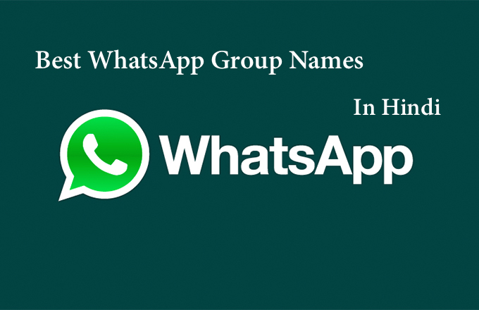 Funny Group Chat Names For Whatsapp
