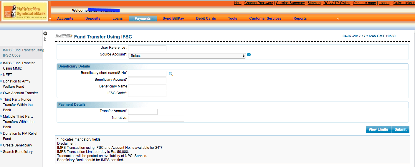 But If You Don T Have Added Account Detail Of Person Earlier Than To Add Now For Adding New Is Called Beneficiary