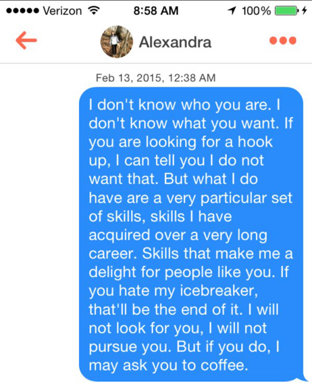 funny ice breakers online dating 18 killer icebreakers that will spice up your dating game   do you try and be funny  examples of the happn icebreakers at work,.