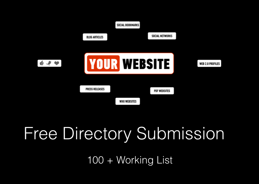 free url submission directories list