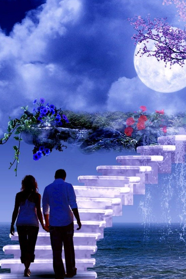 Romantic HD Wallpapers for Mobile