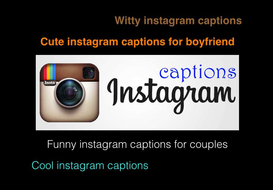Cool Instagram Captions DN07 » Regardsdefemmes