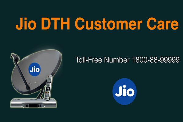 Jio DTH Customer Care Number | Jio DTH Toll FREE Number - Helpline