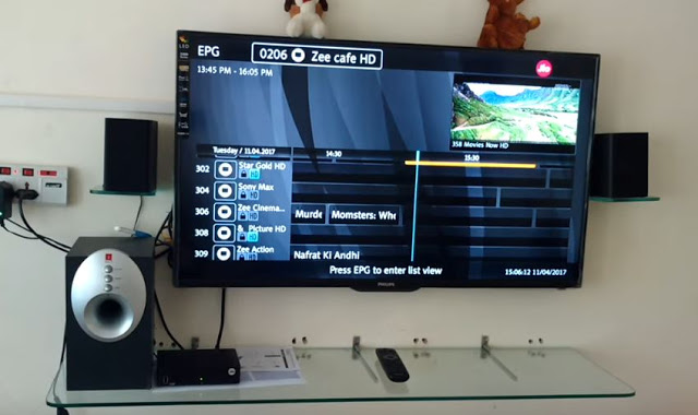 Jio DTH Set Top Box Leaked Picture