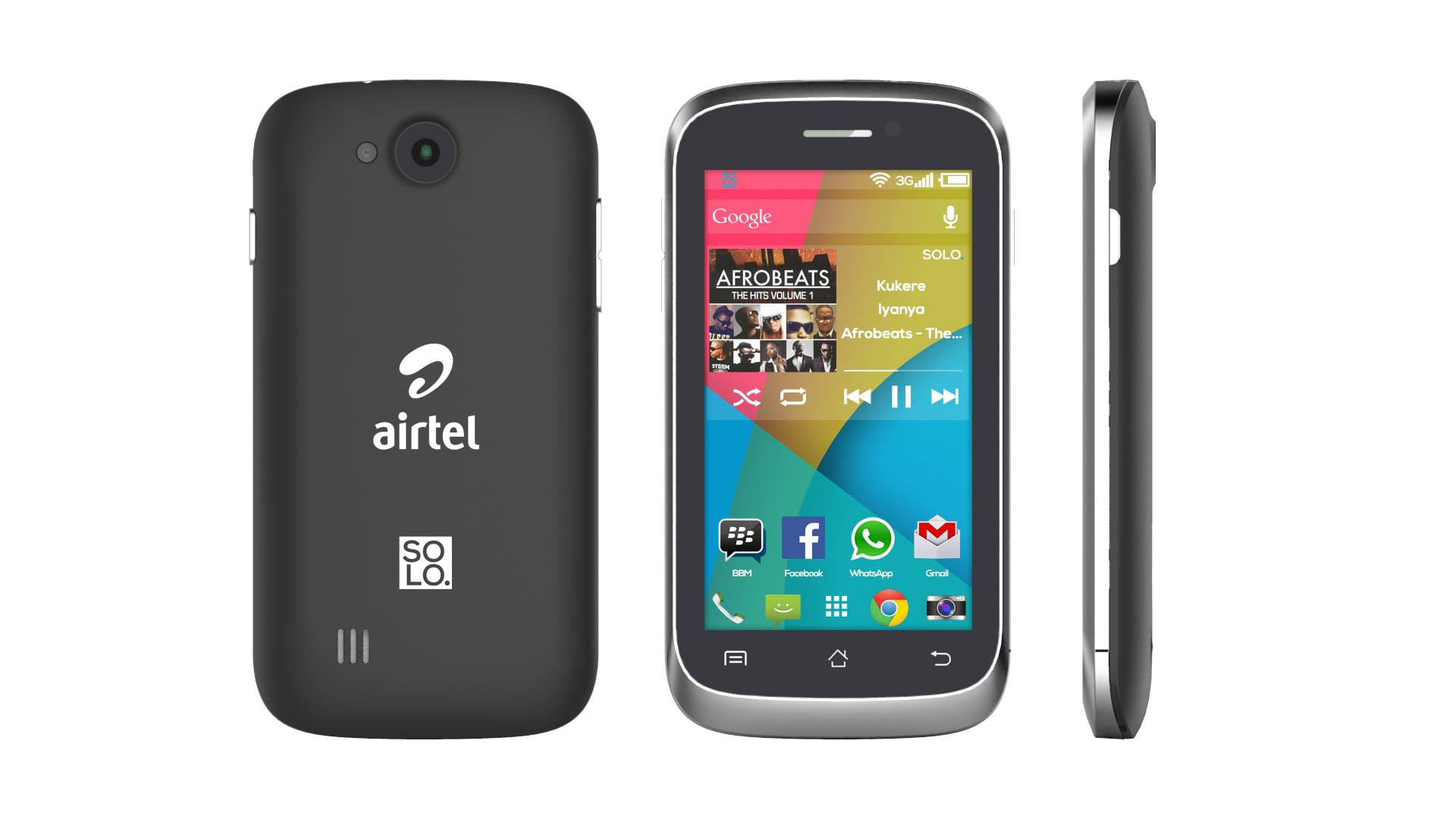 Airtel 4G Android Smart Phone