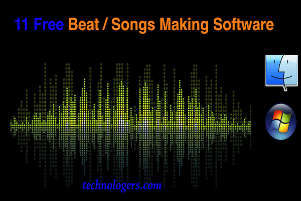 12 best free beat making software for pc turn your music for Create beats online free