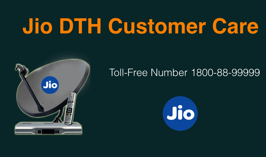 Jio DTH Customer Care Number