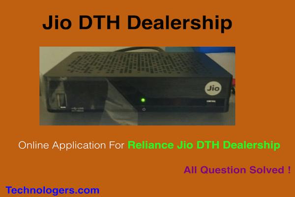jio dth dealership official website Archives - indian Tech