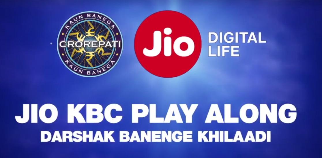 Play Jio KBC Play Along