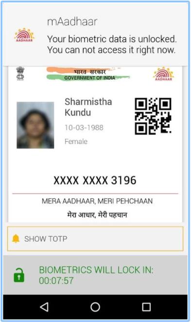 Download M Aadhar App