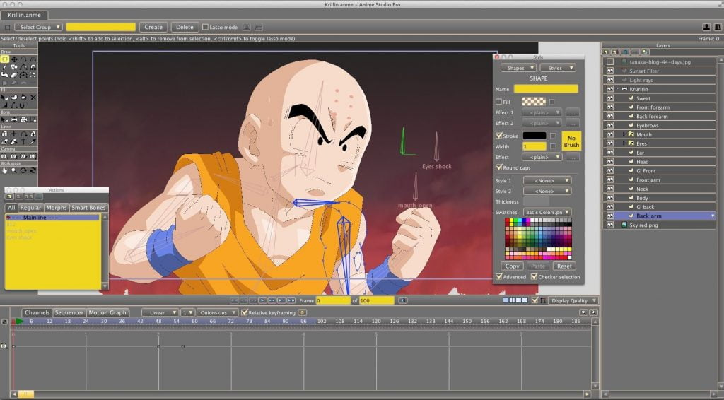 12 best free animation software for beginners in 2017 Free 2d software