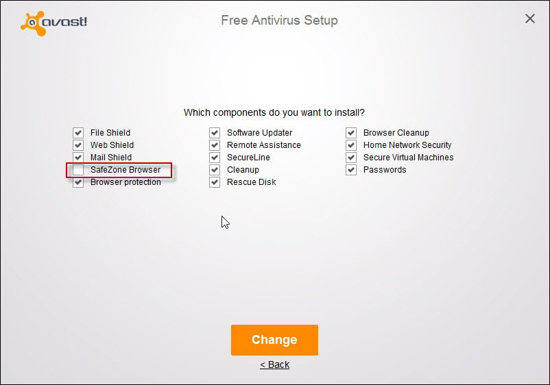 How To Uninstall Avast Safezone Browser