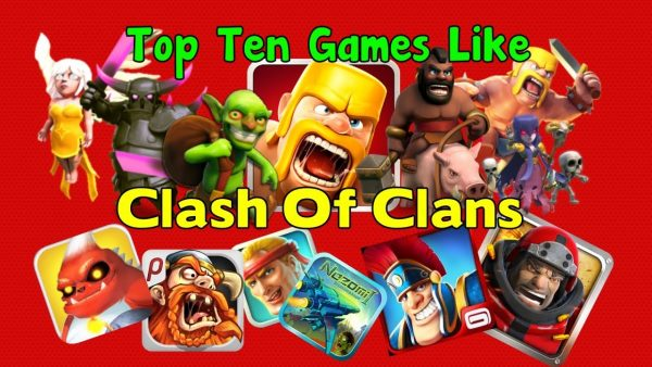 Games like Clash of Clans For PC , Android 2018 [Top 10]
