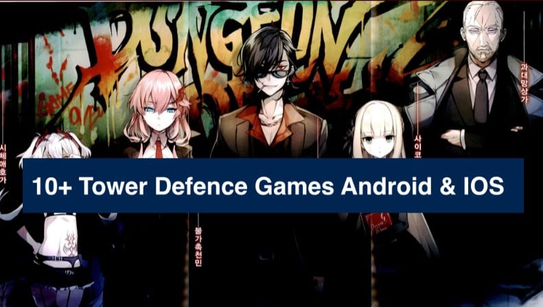 Tower Defense Games Android & IOS