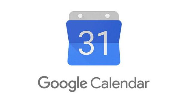 Calendar App Logo : Google calendar logo technologers