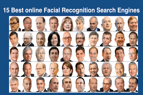Facial Recognition Search Engine For Online Face Detection