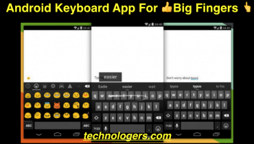 best large keyboard app for android