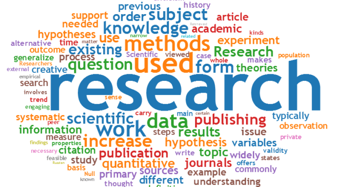how to come up with a research proposal