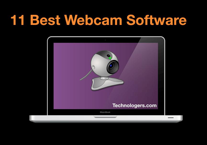 11 Best Webcam Software For Laptop Computers Window PC